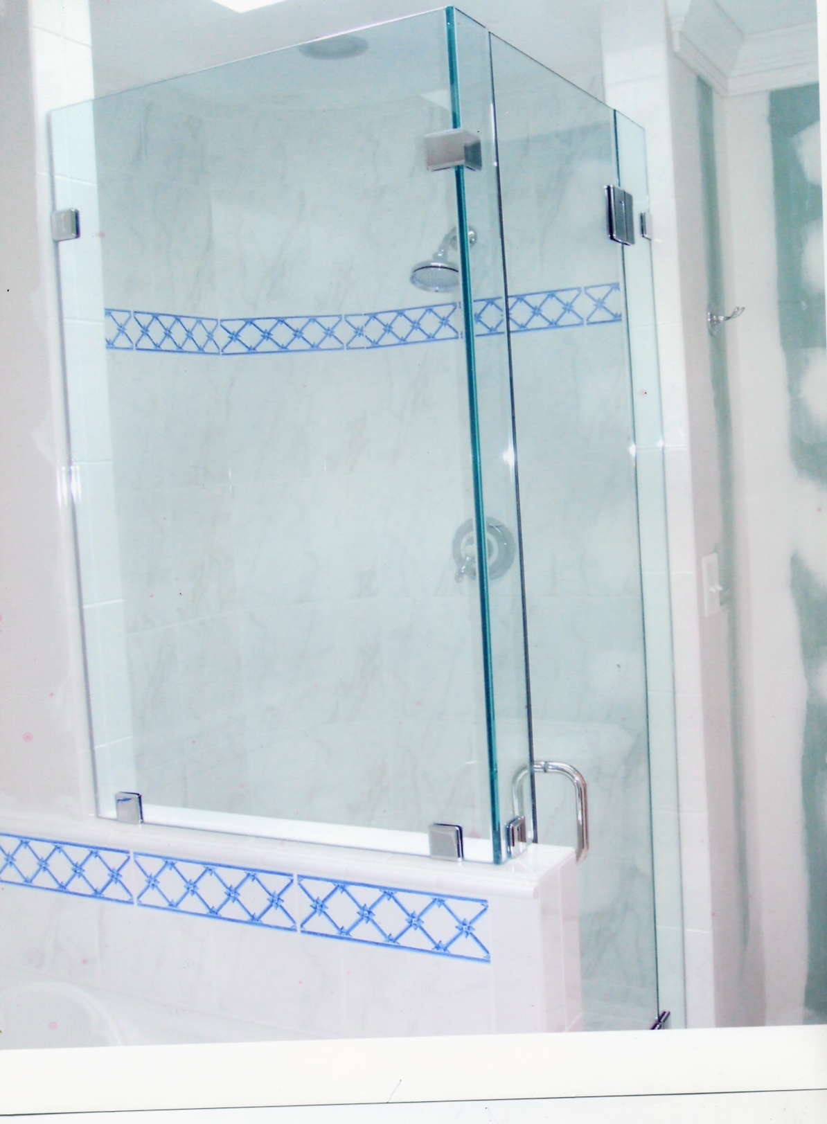more manufacturer and screens doors exporter leading the custom enclosures shower much of welcome glass creek usa temperglass coconut etched supplier to
