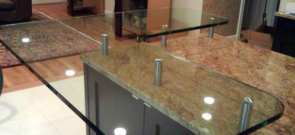 Owning Glass Table Tops Doesnu0027t Limit You To The Possibility Of Using Glass  On Other Items In Your Home. If Youu0027ve Ever Had Experience With Glass On ...