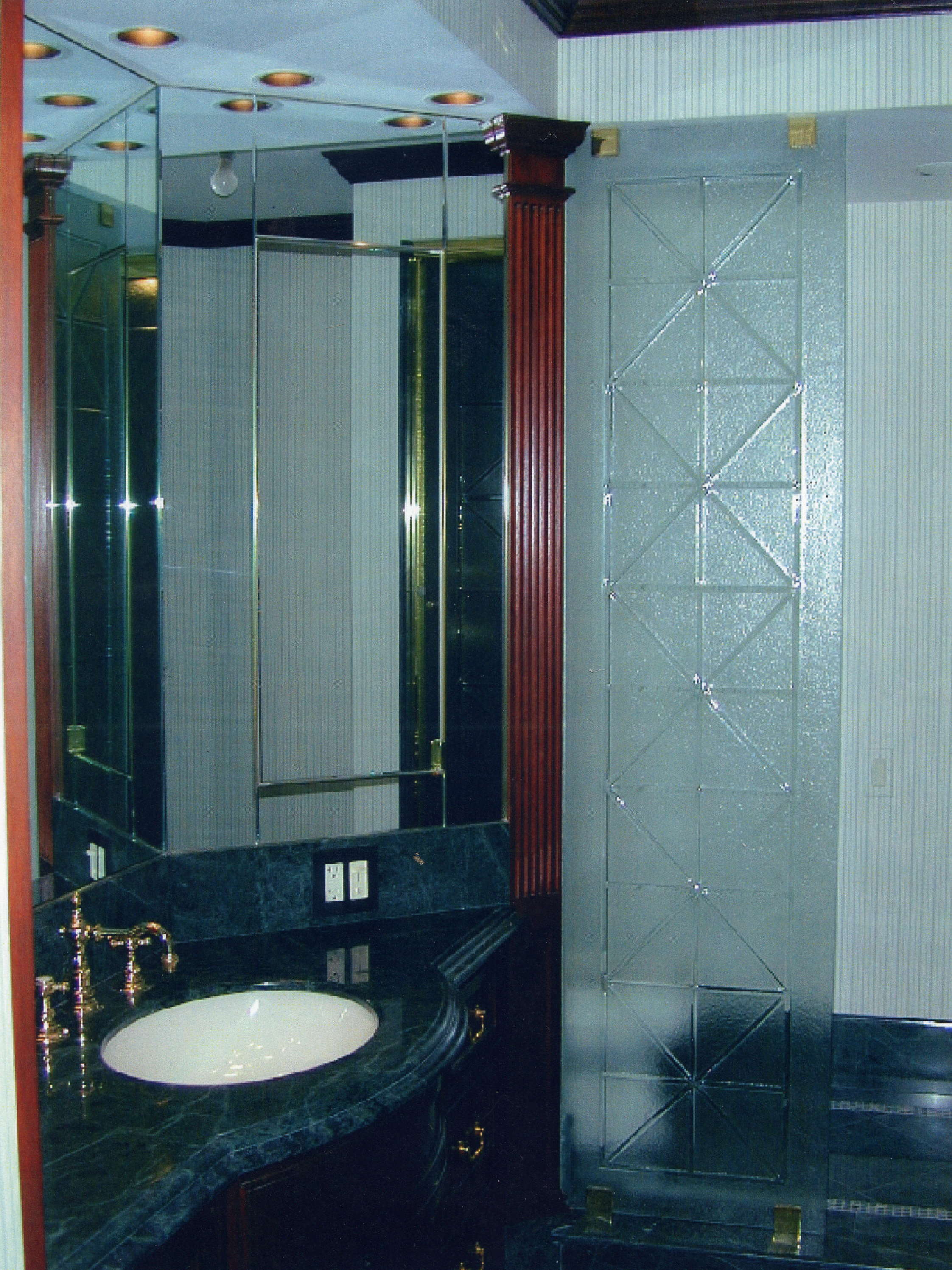Bathroom Mirrors San Antonio custom mirrors - glass & mirror blog