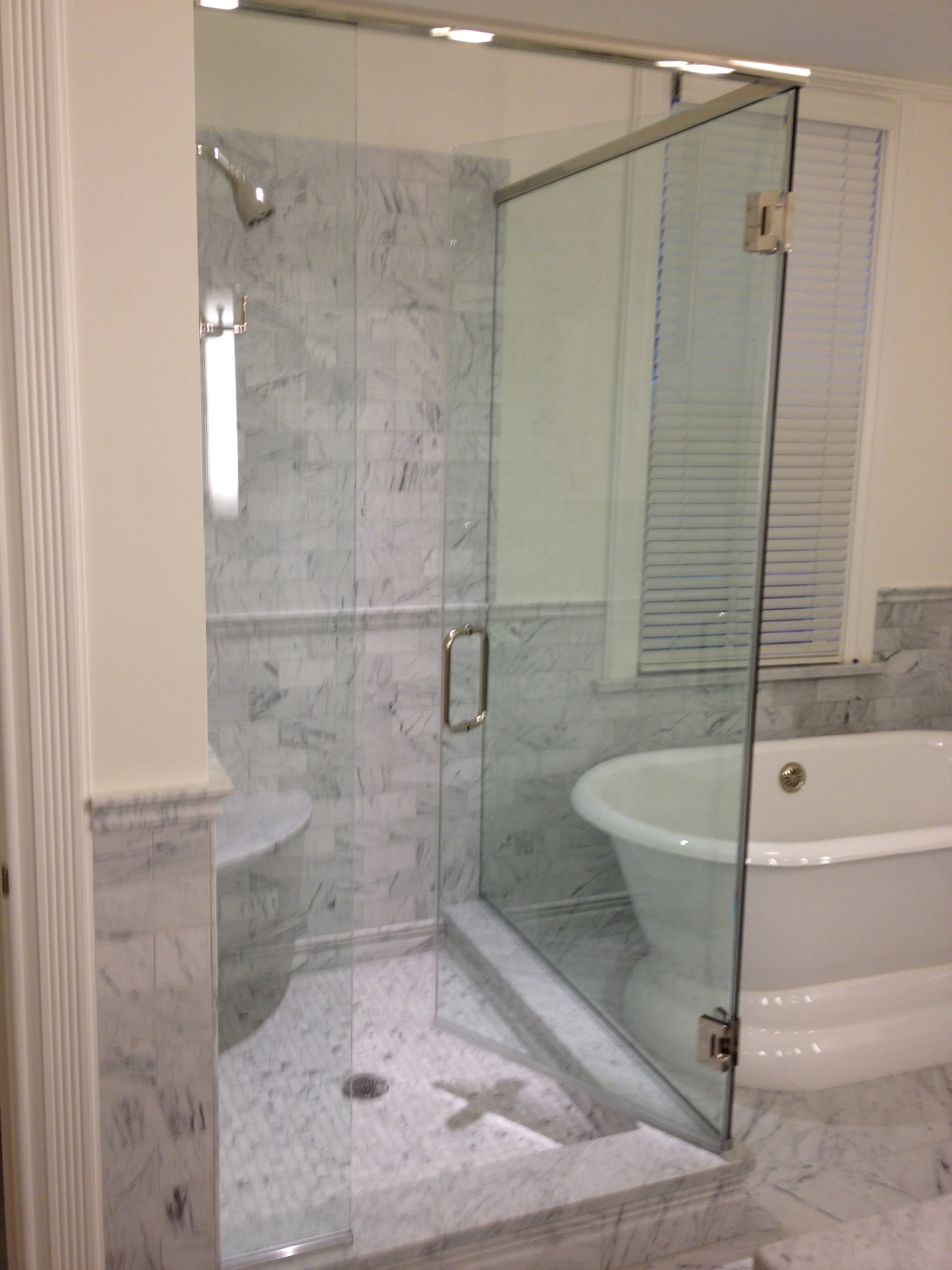 Shower and Bath Enclosures